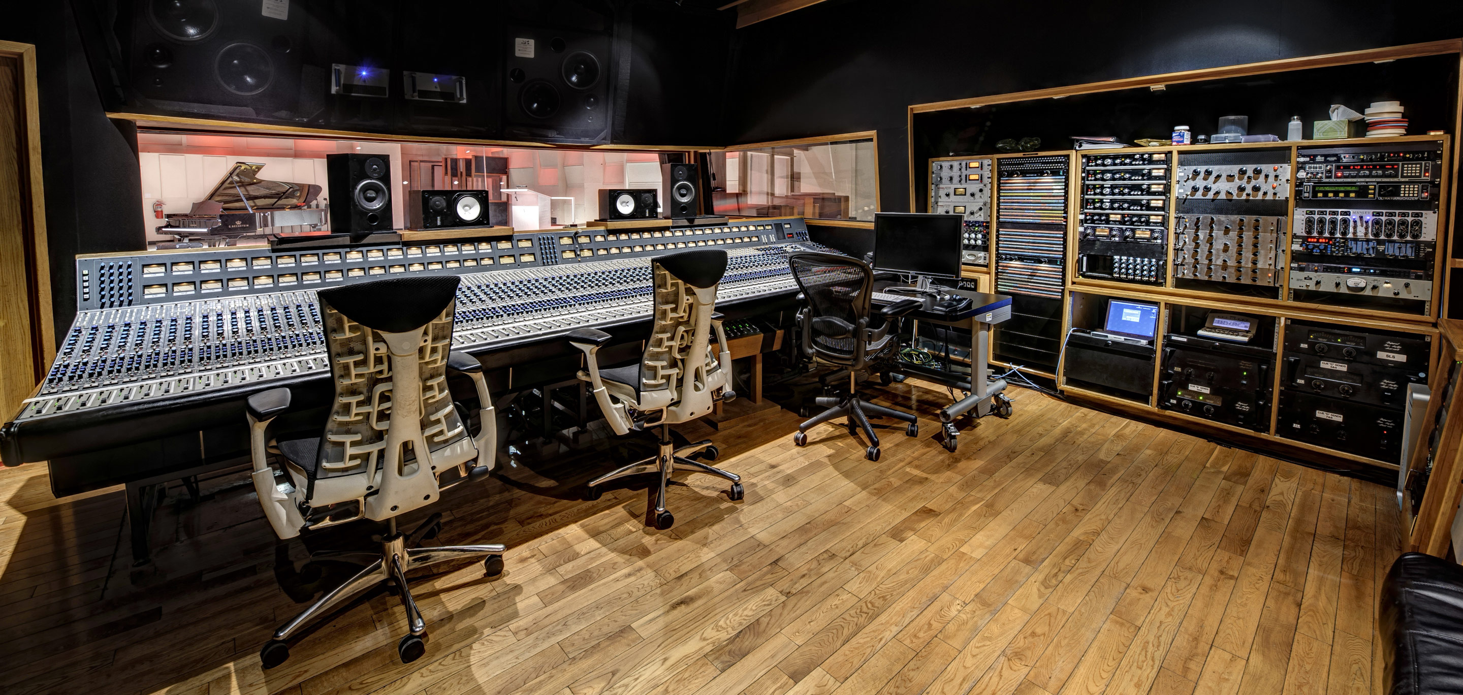 Studio One - Control Room