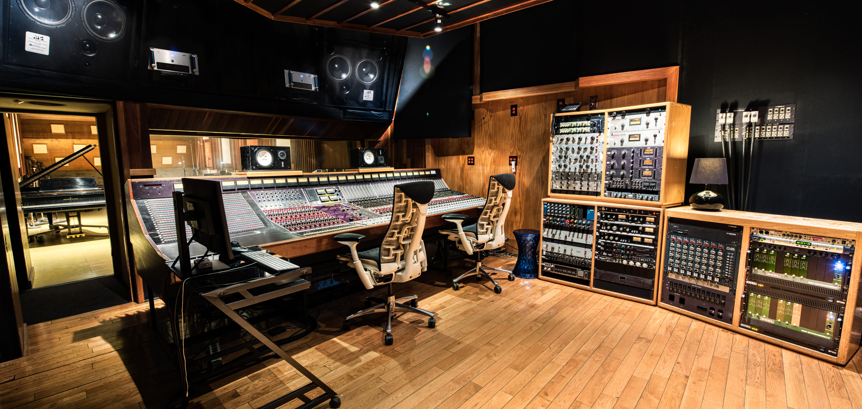 Studio Three - Control Room