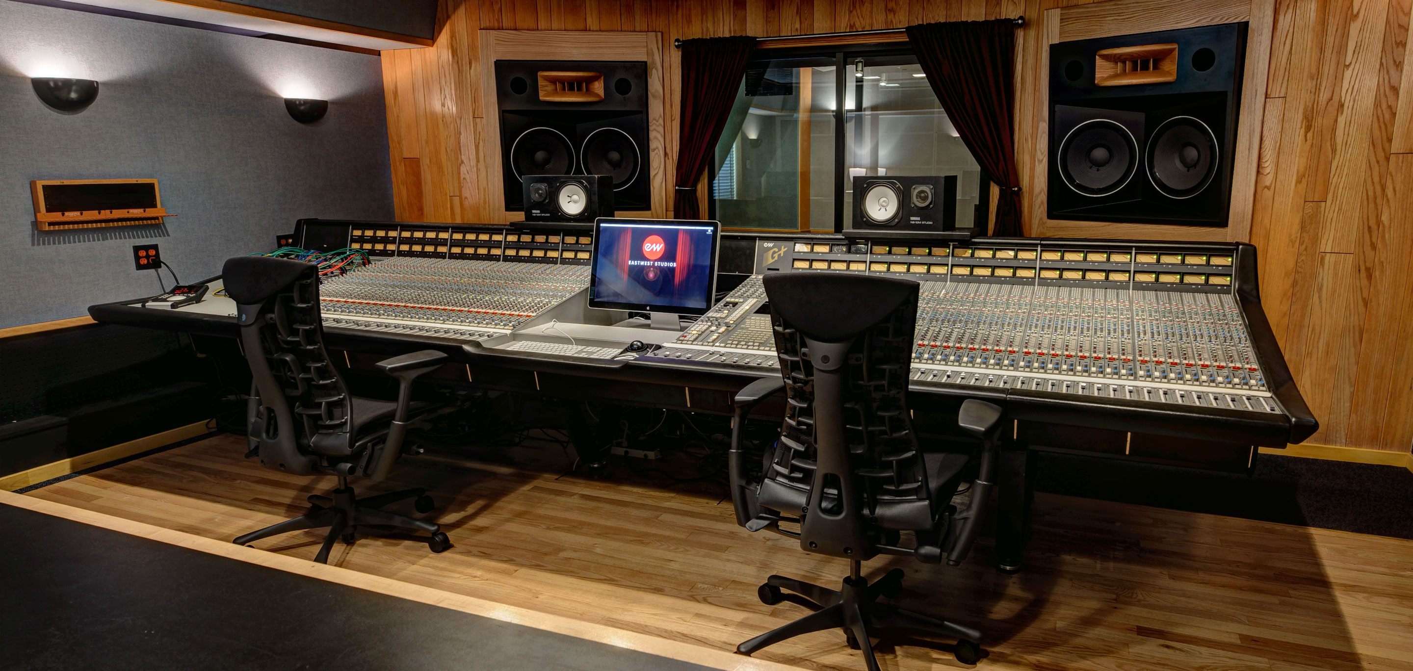 Studio Five - Control Room